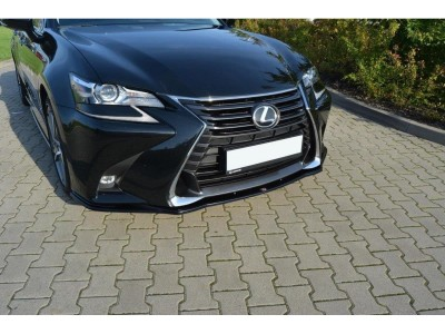 Lexus GS L10 MX Front Bumper Extension