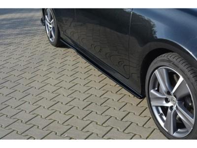 Lexus GS L10 MX Side Skirt Extensions