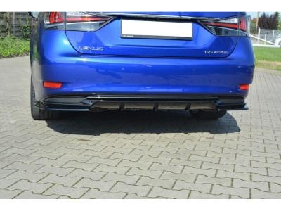 Lexus GS L10 MXH Heckansatz