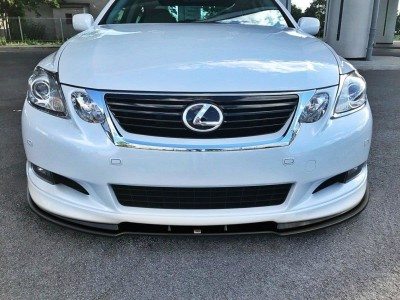 Lexus GS S190 MX Front Bumper Extension