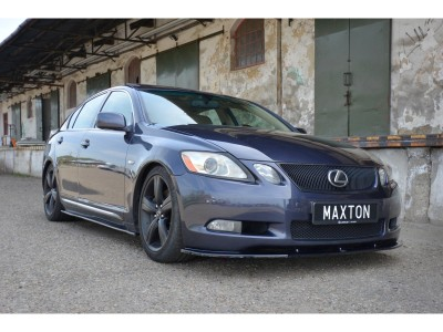 Lexus GS S190 Matrix Front Bumper Extension
