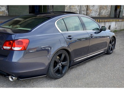 Lexus GS S190 Matrix Side Skirt Extensions