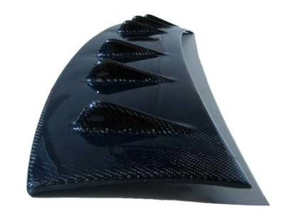 Lexus IS 200/300 Razor Carbon Fiber Rear Wing