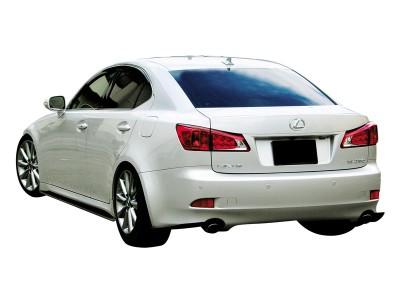 Lexus IS 250 Tokyo Heckansatze