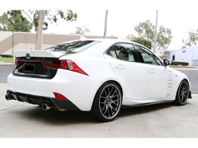 Lexus IS 250/350 Razor Carbon Kofferraumdeckel