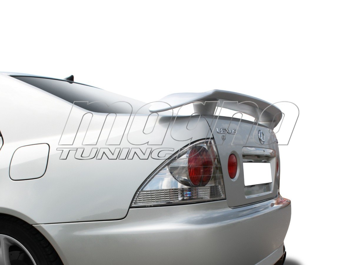 Lexus IS XE10 RX Rear Wing