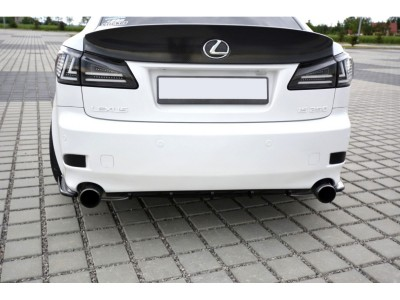 Lexus IS XE20 MX Rear Bumper Extension