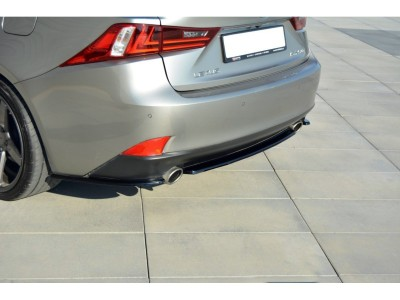 Lexus IS XE30 MX Rear Bumper Extension