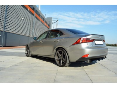 Lexus IS XE30 MX2 Rear Bumper Extension