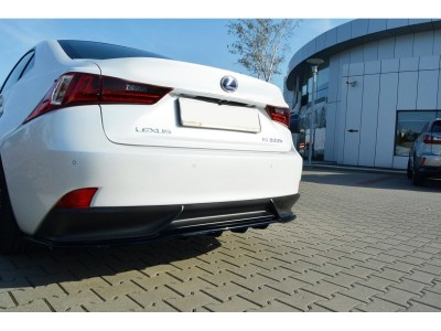 Lexus IS XE30 Master2 Heckansatz