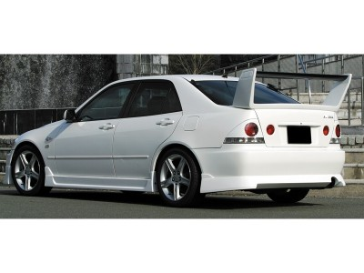 Lexus IS/Altezza SXE-10 Japan Heckansatz