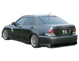 Lexus IS/Altezza SXE-10 Speed Rear Bumper