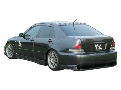 Lexus IS/Altezza SXE-10 Speed Rear Bumper