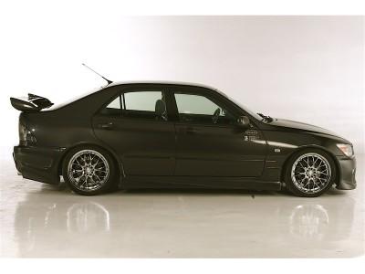 Lexus IS200 J-Style Seitenschwellern