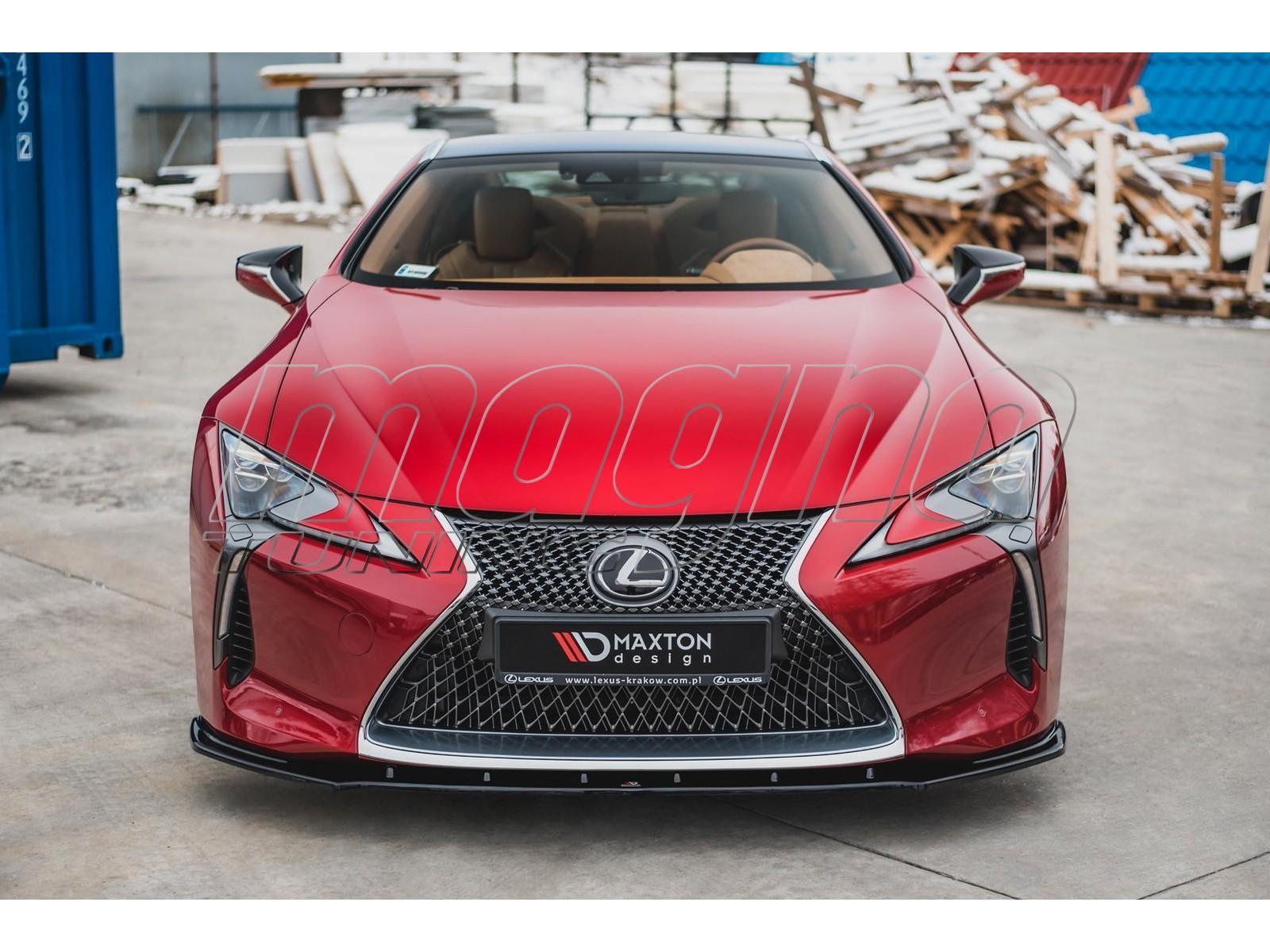 Lexus LC 500 MX Front Bumper Extension