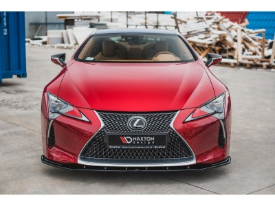 Lexus LC 500 MX Front Bumper Extension