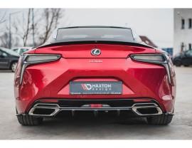 Lexus LC 500 MX Rear Bumper Extension