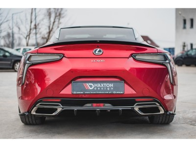 Lexus LC 500 MX Rear Bumper Extension