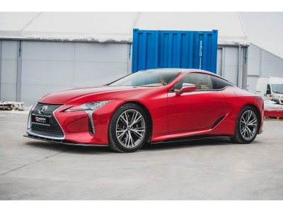 Lexus LC 500 MX Side Skirt Extensions