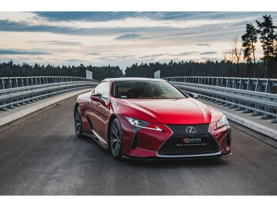Lexus LC 500 MX2 Front Bumper Extension