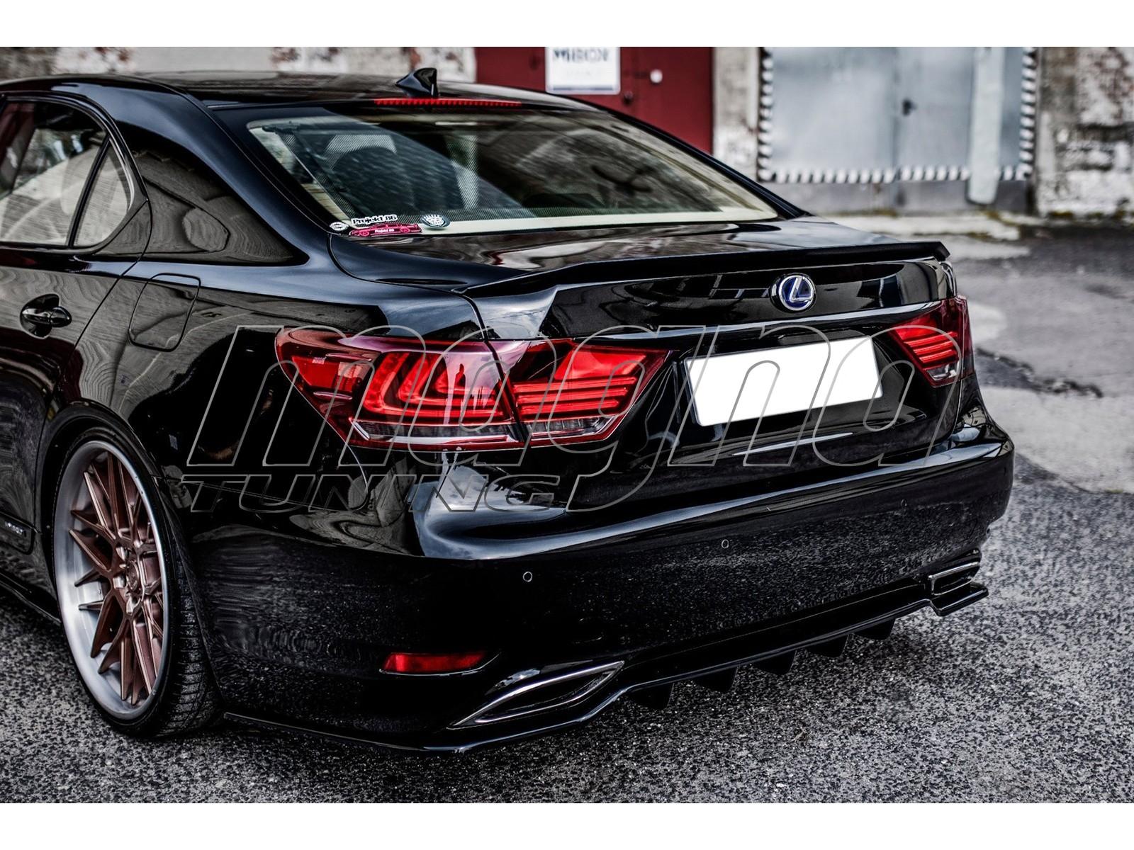 Lexus LS XF40 MX Body Kit