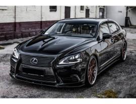 Lexus LS XF40 MX Front Bumper Extension