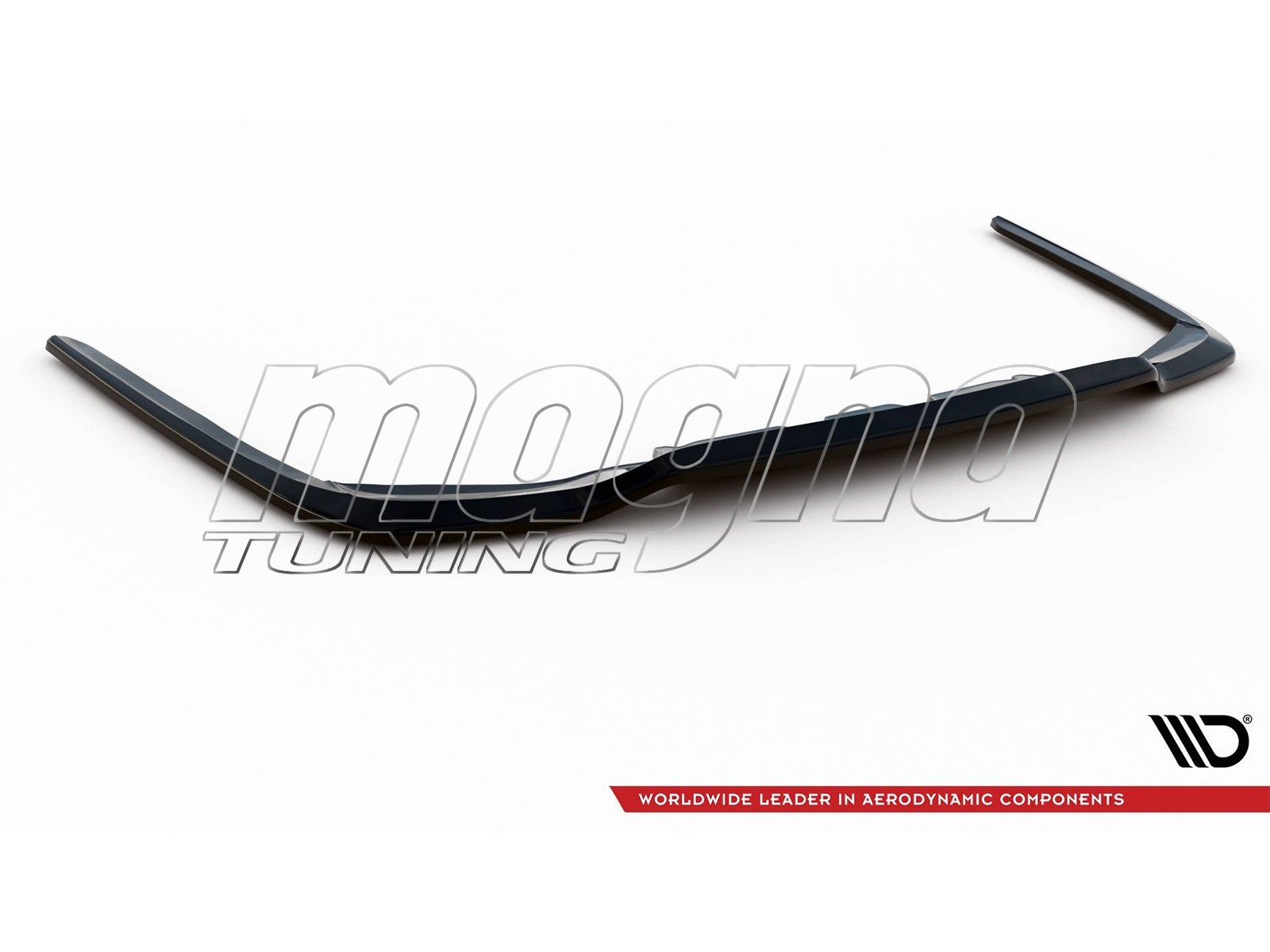 Lexus LS XF40 MX Rear Bumper Extension