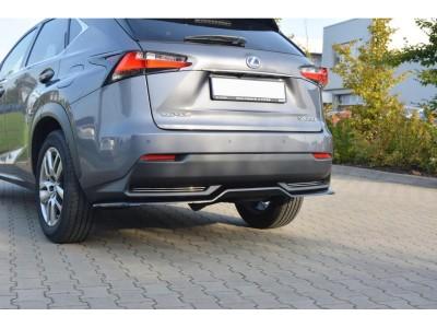 Lexus NX Master Heckansatz