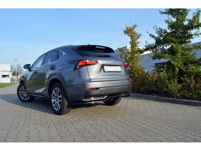 Lexus NX Master2 Rear Bumper Extension
