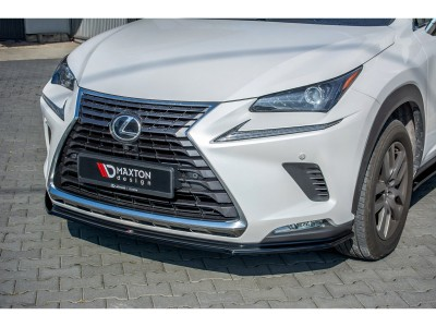 Lexus NX Matrix Front Bumper Extension
