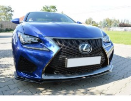 Lexus RC F MX Front Bumper Extension