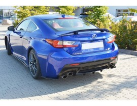 Lexus RC F MX Rear Bumper Extension