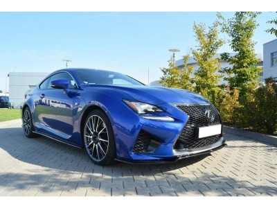 Lexus RC F MX Side Skirt Extensions