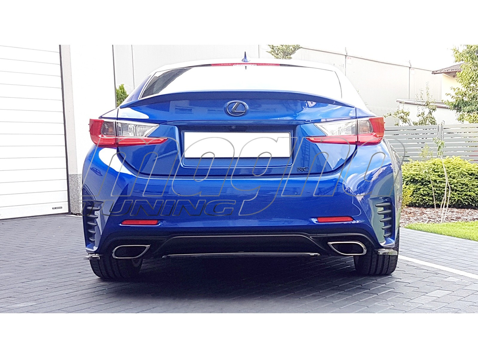 Lexus RC Matrix Body Kit