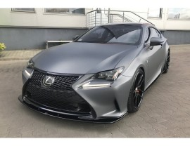 Lexus RC Matrix Front Bumper Extension