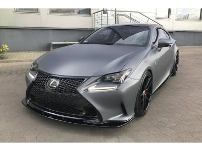 Lexus RC Matrix Frontansatz
