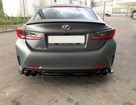 Lexus RC Matrix Rear Wing
