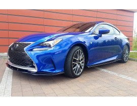 Lexus RC Matrix Side Skirts