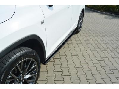 Lexus RX AL20 MX Side Skirt Extensions