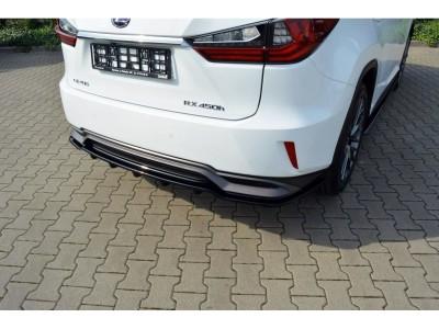 Lexus RX AL20 MX2 Heckansatz
