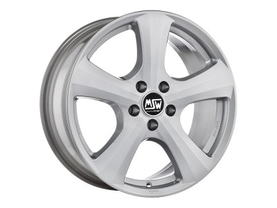 MSW All Season MSW 19 Full Silver Wheel