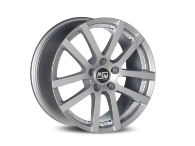 MSW All Season MSW 22 Full Silver Wheel