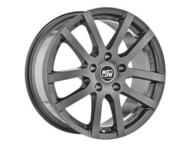 MSW All Season MSW 22 Grey Silver Wheel