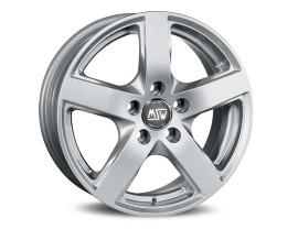MSW All Season MSW 55 Full Silver Wheel