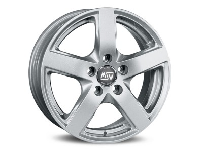 MSW All Season MSW 55 Full Silver Wheel