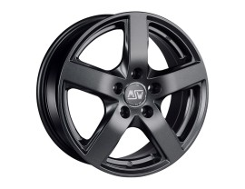 MSW All Season MSW 55 Matt Dark Grey Wheel
