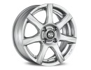 MSW All Season MSW 77 Full Silver Wheel