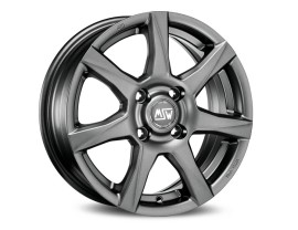 MSW All Season MSW 77 Matt Dark Grey Wheel