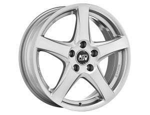 MSW All Season MSW 78 Full Silver Wheel