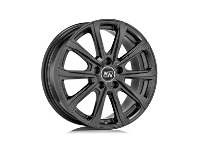 MSW All Season MSW 79 Gloss Dark Graphite Wheel